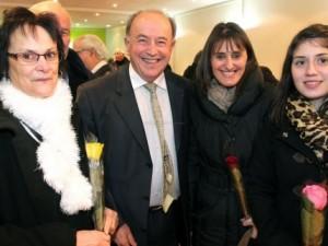 """Voeux de """"Convergences"""" à Pau : Yves Urieta fait le plein – Source : La République -17/01/20104"""
