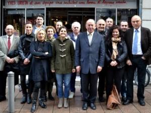 Municipales à Pau : Yves Urieta dévoile quinze nouveaux noms de sa liste -Source : La république du 31.01