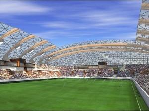 La Porte des Gaves et le Stade